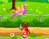 Скачки пони