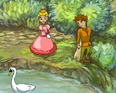Поцелуй принцессы
