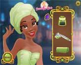 Модный макияж принцессы Тианы
