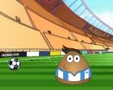 Картошка играет в футбол
