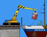 Загрузка корабля 2