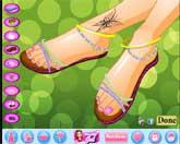 Обувь девочек модниц