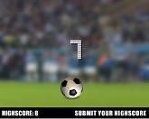 Набивание мяча