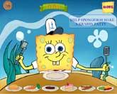Губка Боб - повар