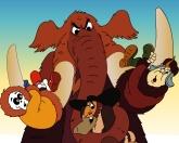 Атака мамонтов