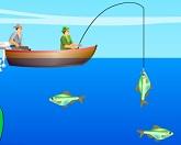 Рыбалка в линию