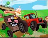 Трактор и инопланетяне