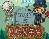 Похороните скелет