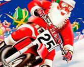 Санта - веселая езда