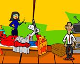 Обама Хэллбой 2