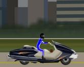 Шикарный мотоцикл