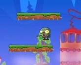 Прыжки зомби