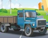 Русский грузовик