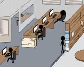Офисный диверсант