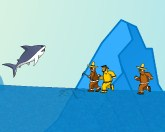 Акула в горах