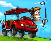 Сумасшедший гольф кар 2