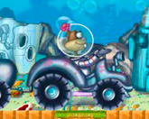 Спанч Боб Трактор 2