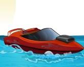 Скоростная лодка 2
