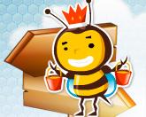 Трудолюбивая пчела