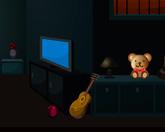 Лазерная комната - побег
