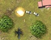 Вертолетный удар