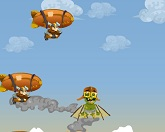 Летающая машина гоблина