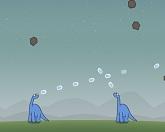 Динозавры и метеоры