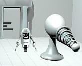 Забытый робот