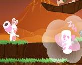 Путешествие кролика во времени