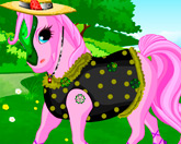 Одень пони