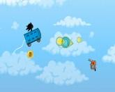 Полеты в мусорном баке