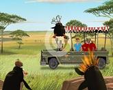 Мадагаскар 2: прыжок в джип