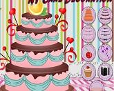 Декорация торта