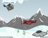 Сильный вертолет