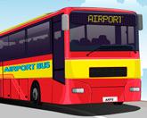 Автобус в аэропорту 3