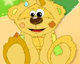 Медведь и пуговицы