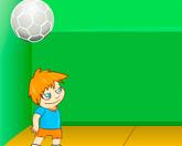 Волейбол головой