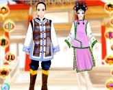 Китайская королевская мода