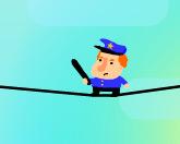 Полиция на канате