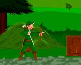 Зеленый лучник