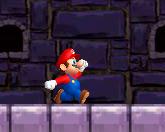 Марио бежит