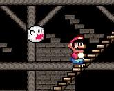 Марио в дjме с привидениями