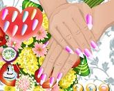 Свадебный маникюр и кольца