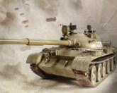 Наступление танков