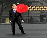 Побить Трампа