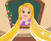 Длинноволосая принцесса