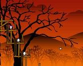 Мертвое дерево защитника