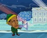Обама против Санты