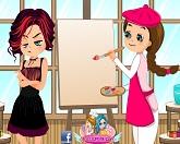 Тайна в художественном классе