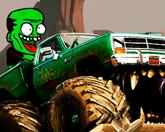 Зомби гонщик